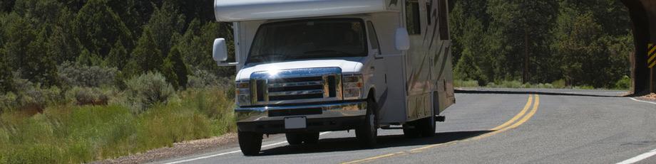 Location camping car au Canada